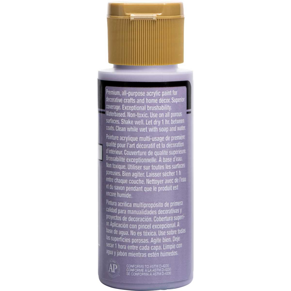 FolkArt ® Acrylic Colors - Purple Lilac, 2 oz.