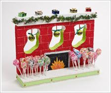 Advent Fireplace