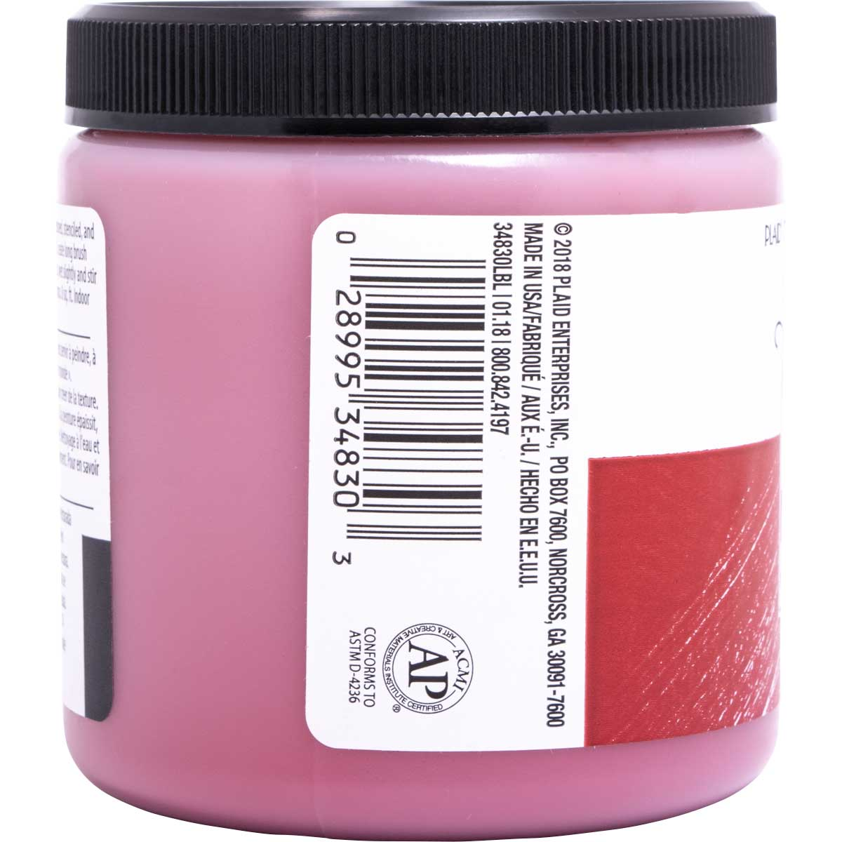 FolkArt ® Home Decor ® Texture Chalk™ - Barn Door, 8 oz.