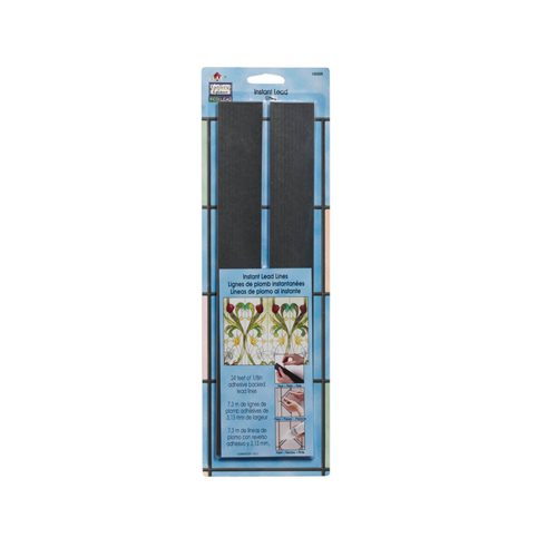 Gallery Glass ® Redi-Lead™ Strips - Regular