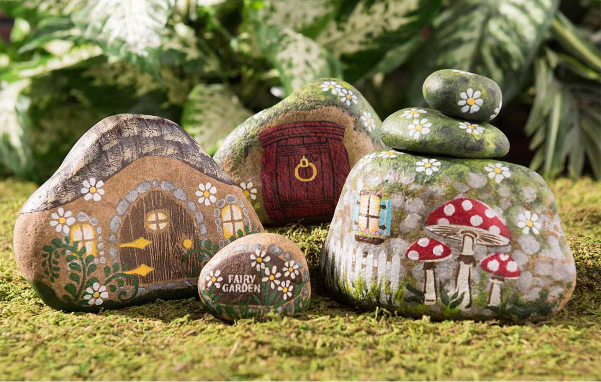 15 Awesome Painted Rock Projects
