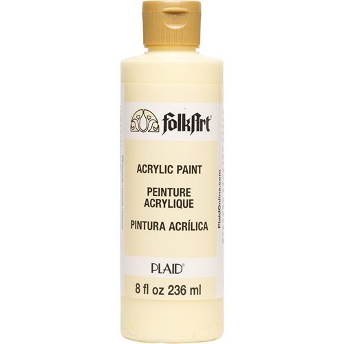 FolkArt ® Acrylic Colors - Lemonade, 8 oz.
