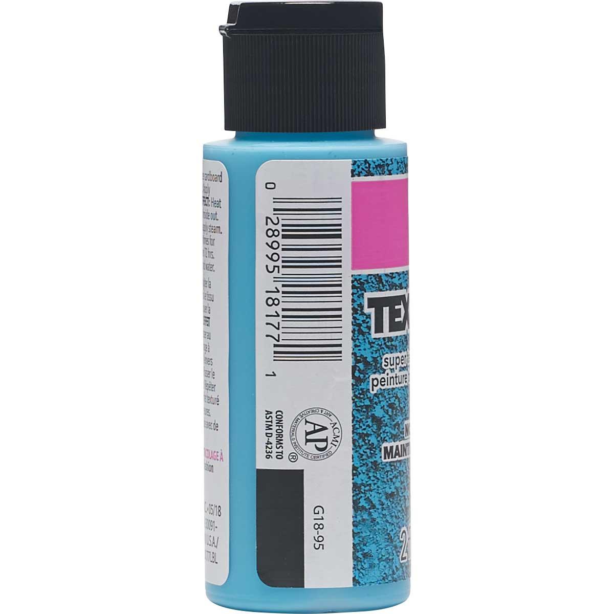 LaurDIY ® Texturific™ Fabric Paint - Now or Never, 2 oz.