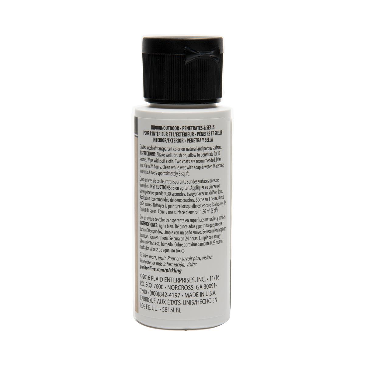 FolkArt ® Pickling Wash™ - Champignon, 2 oz.