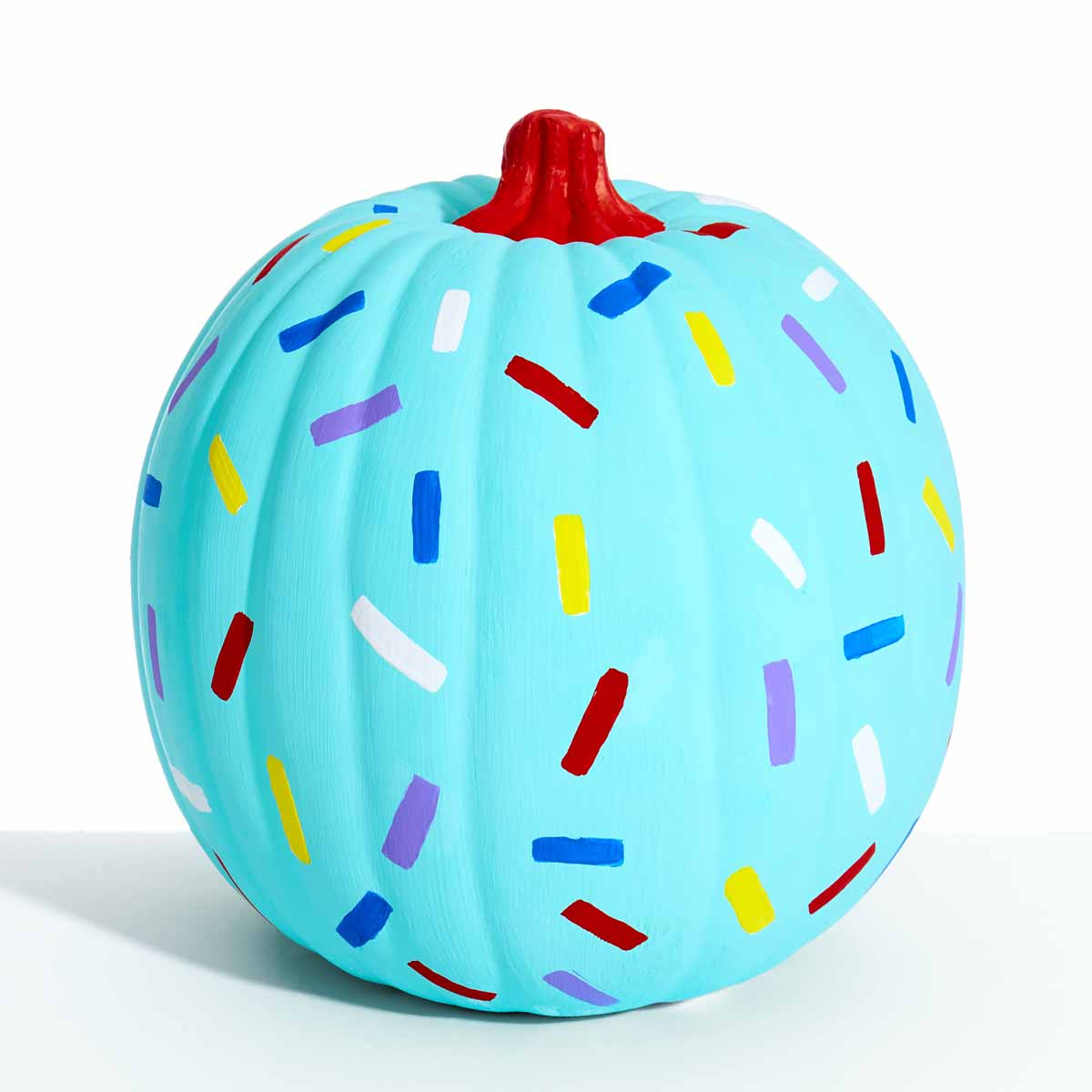 Apple Barrel Confetti Pumpkin