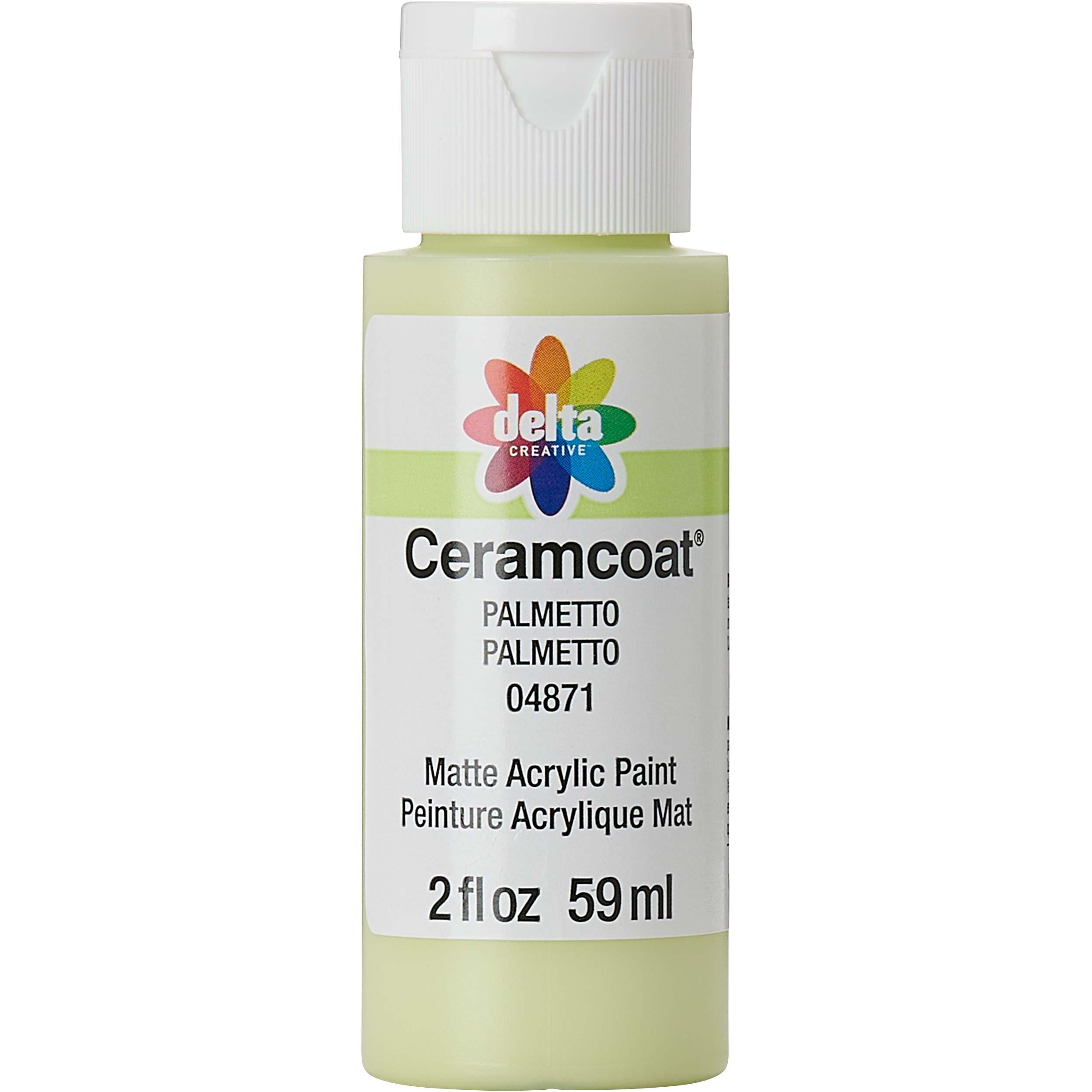 Delta Ceramcoat ® Acrylic Paint - Palmetto, 2 oz.