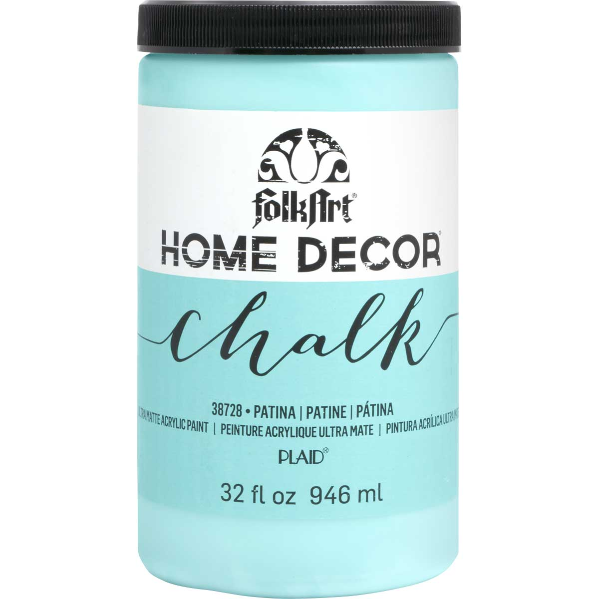 FolkArt ® Home Decor™ Chalk - Patina, 32 oz.
