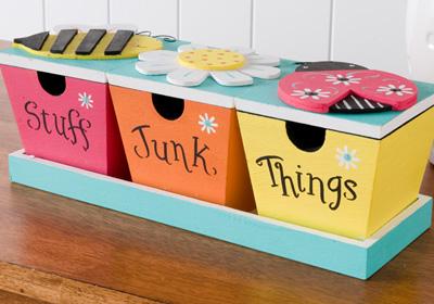 Spring Things Three Piece Box Set