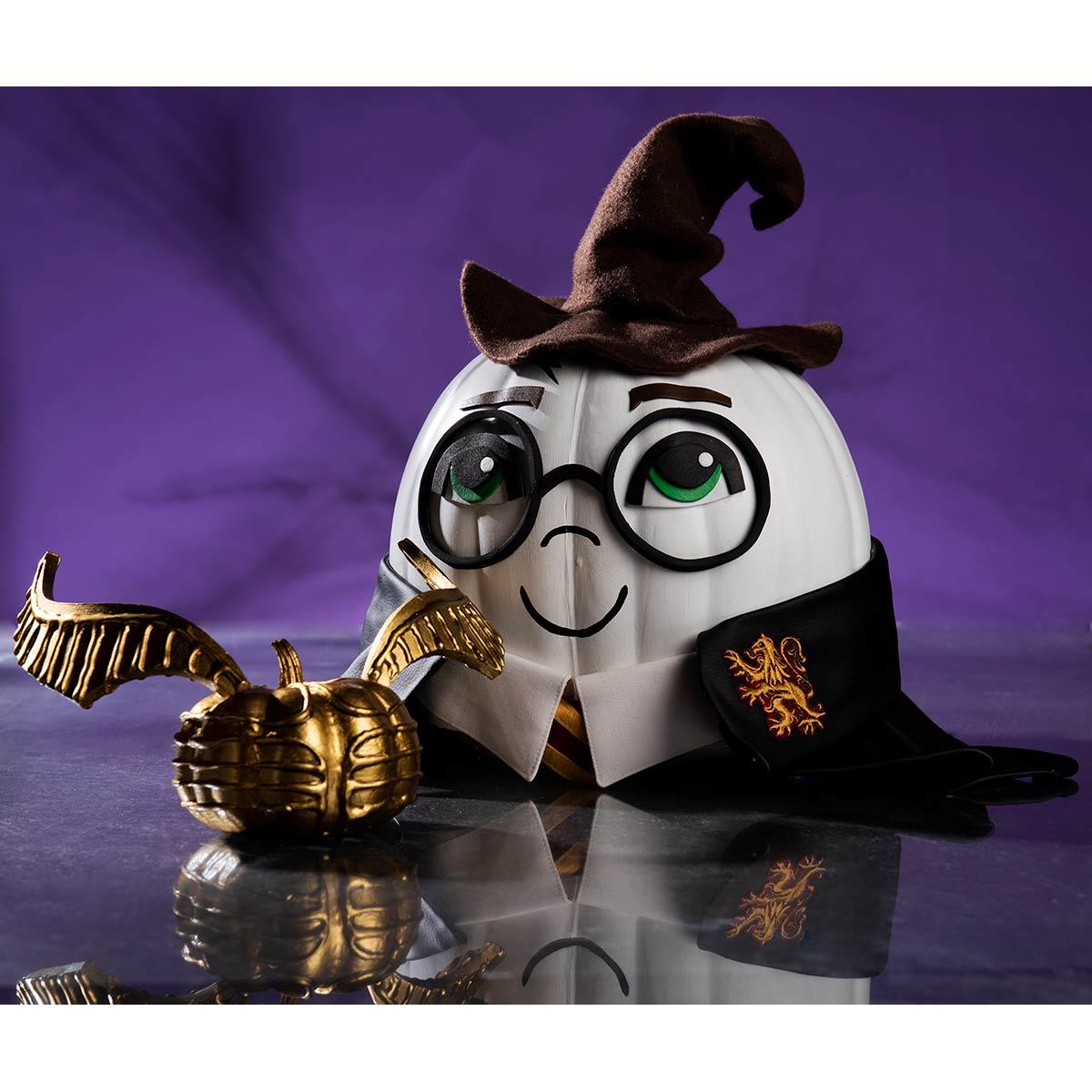 Wizard Pumpkin