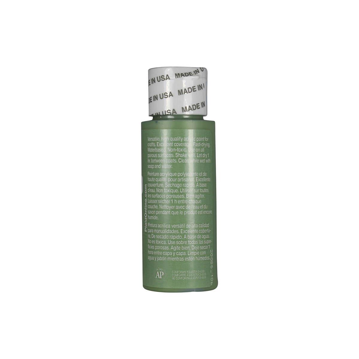 Apple Barrel ® Colors - Wedgewood Green, 2 oz. - 20530