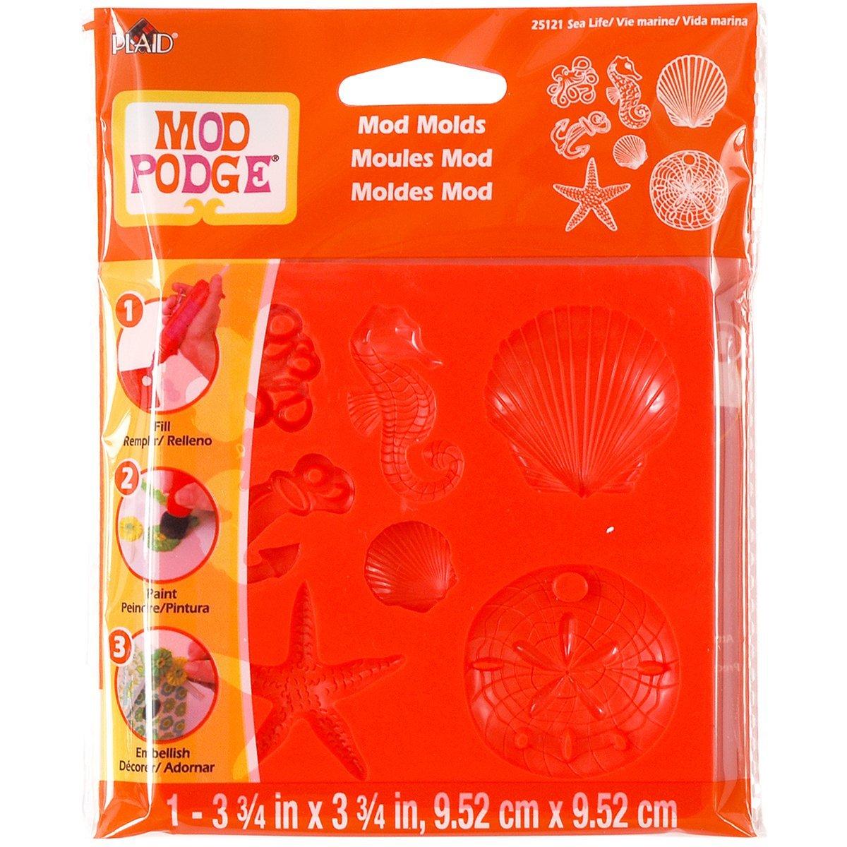 Mod Podge ® Mod Molds - Sea Life