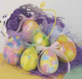Marbelous Easter Egg