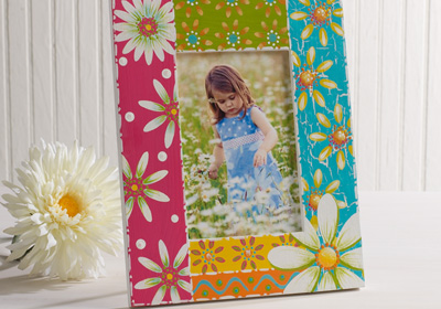 Daisies Galore Photo Frame