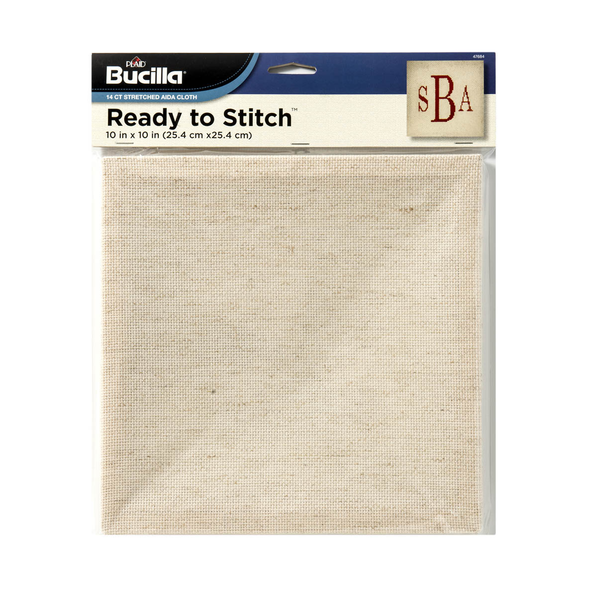 Bucilla ® Ready to Stitch™ Blanks - Counted Cross Stitch - Oatmeal, 10