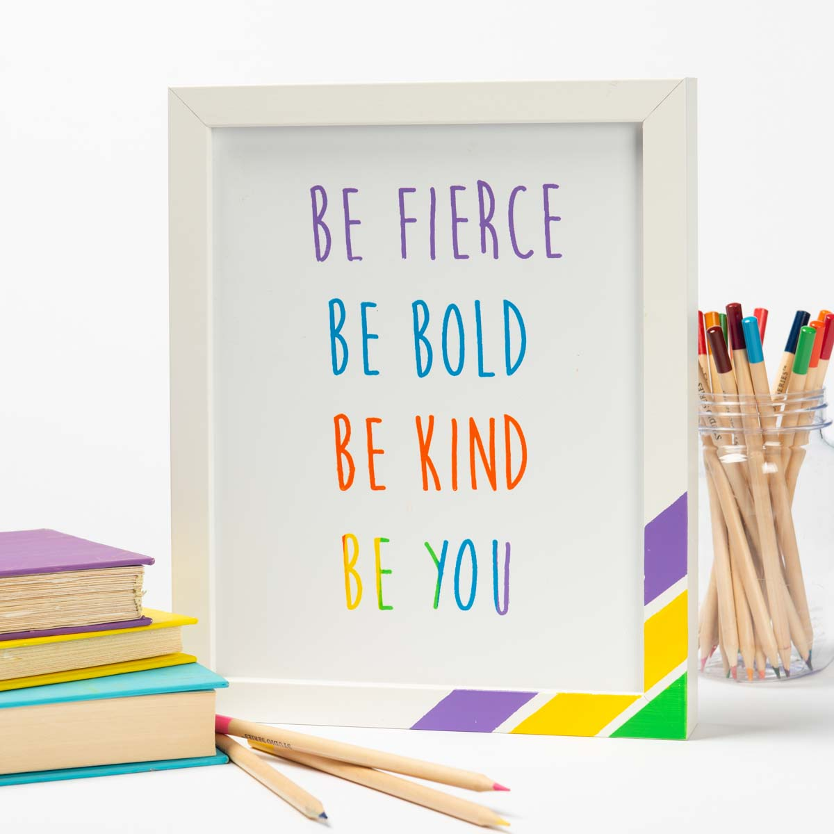 Be You DIY Project