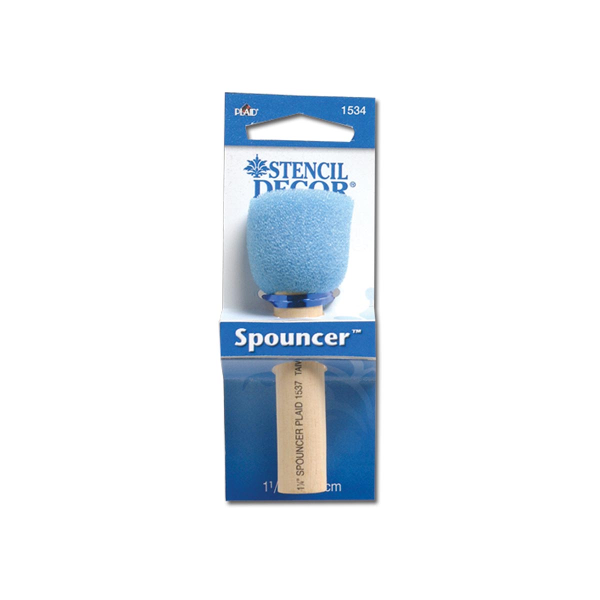 FolkArt ® Painting Tools - Spouncer ® Stenciling Sponge - Medium