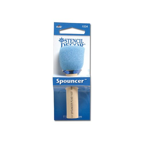 FolkArt ® Painting Tools - Spouncer ® Stenciling Sponge - Medium