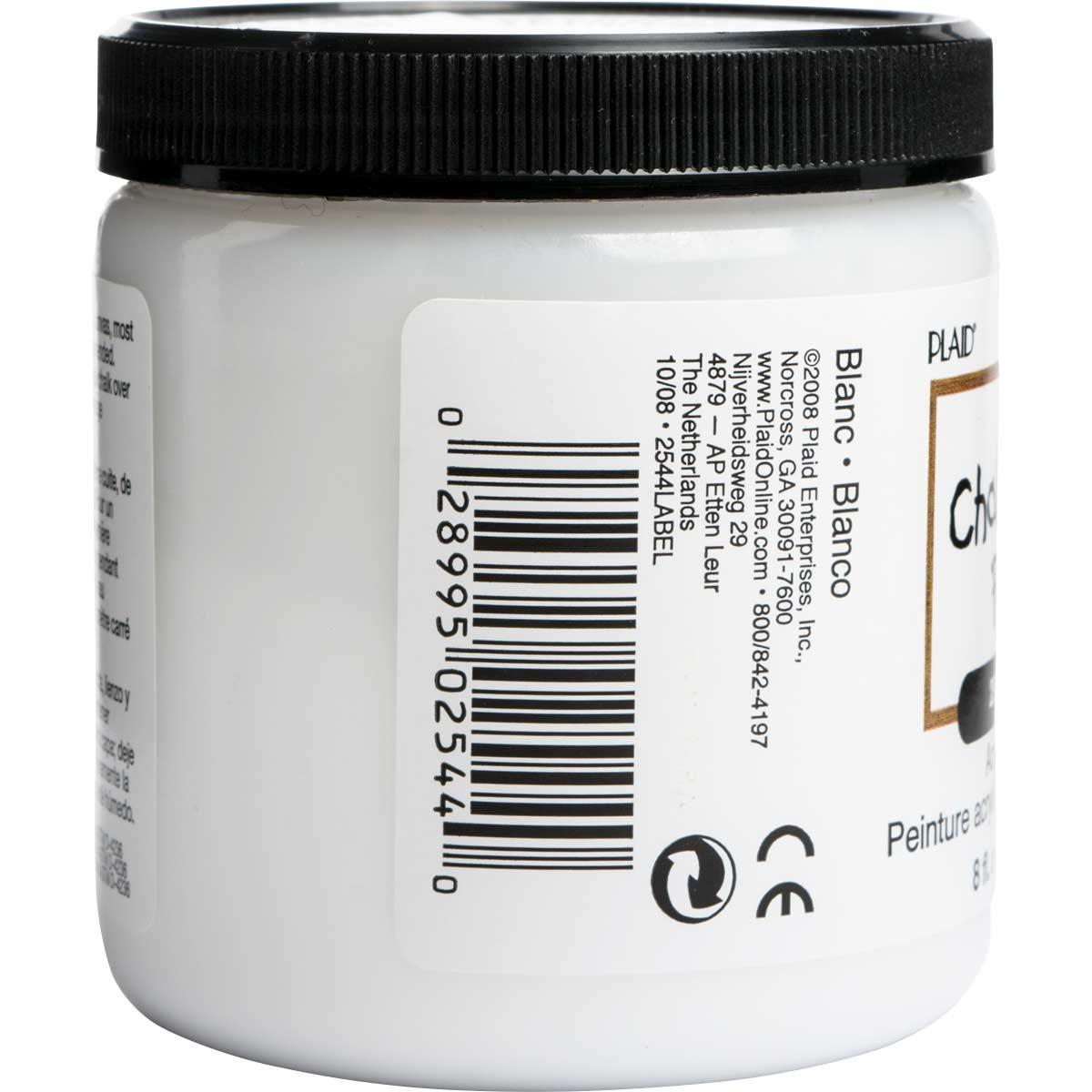 FolkArt ® Chalkboard Paint - White, 8 oz.