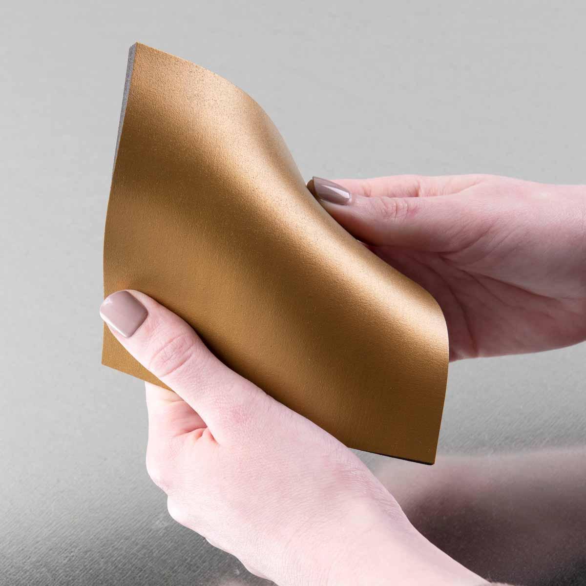PlaidFX Armour Metal Flexible Acrylic Paint - Copperplate, 3 oz. - 36892
