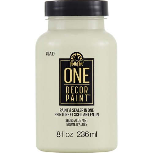 FolkArt ® One Décor Paint™ - Aloe Mist, 8 oz. - 36065