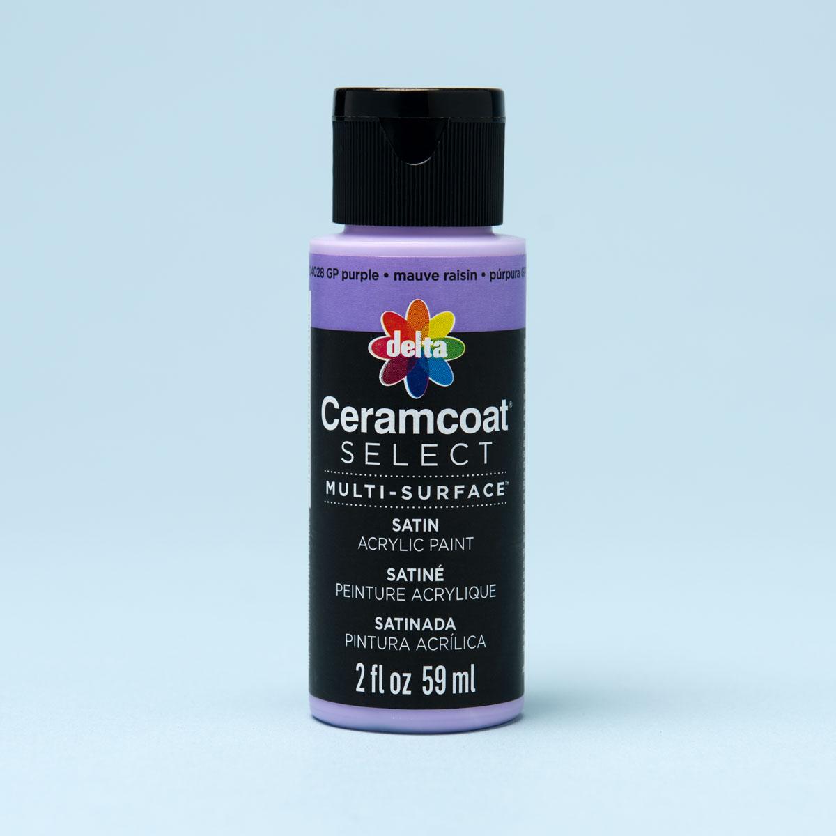 Delta Ceramcoat ® Select Multi-Surface Paint Set, 18 Colors - PROMOCMC4