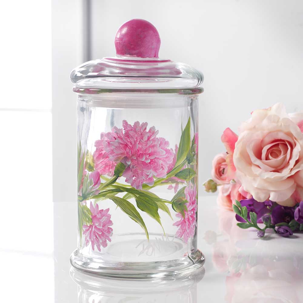 JANUARY: Carnations
