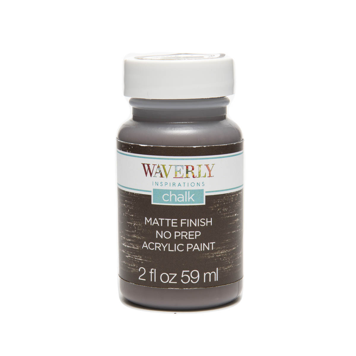 Waverly ® Inspirations Chalk Finish Acrylic Paint - Truffle, 2 oz. - 60894E
