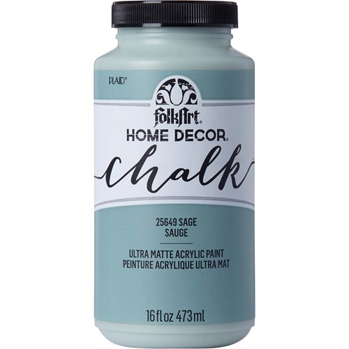 FolkArt ® Home Decor™ Chalk - Sage, 16 oz.