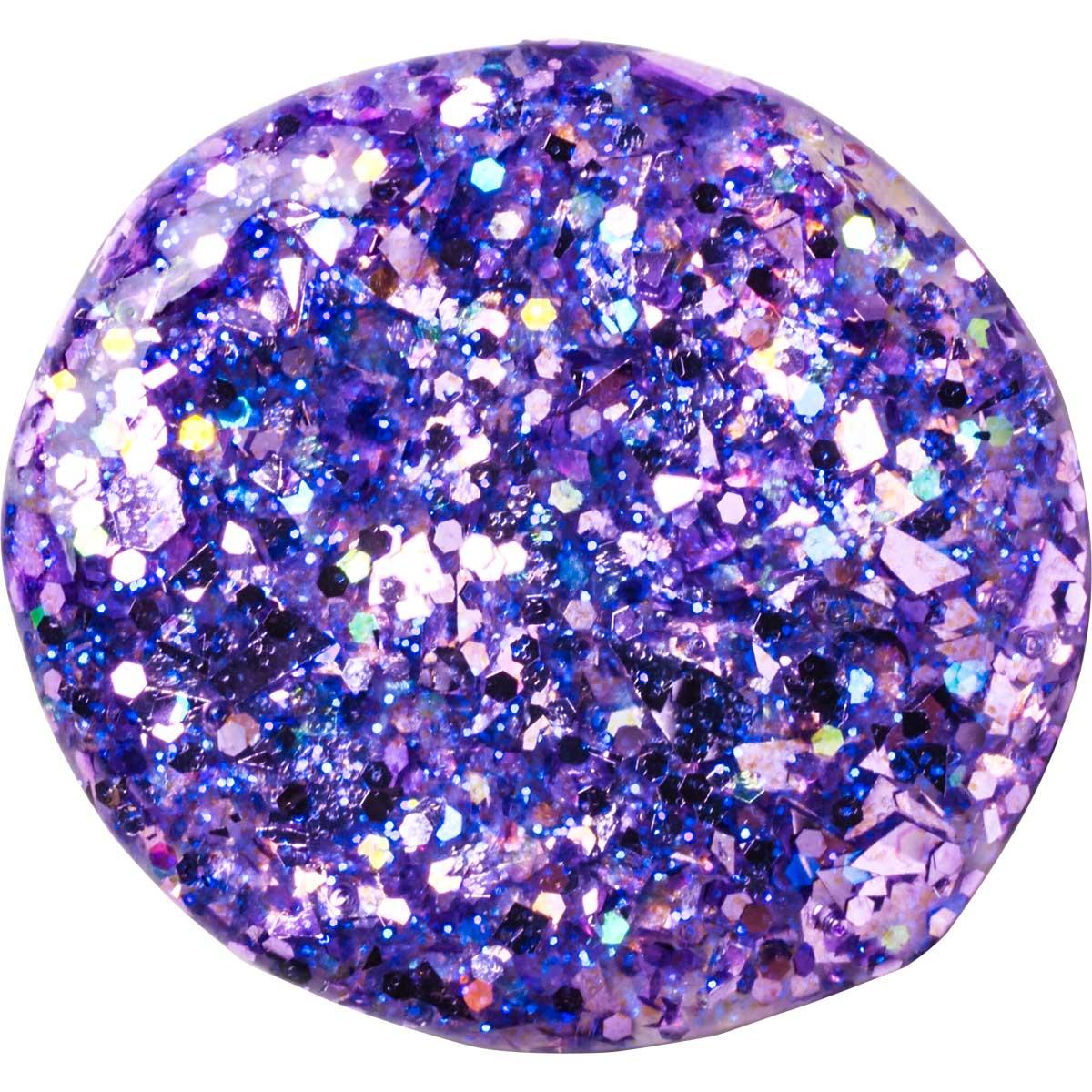 FolkArt ® Glitterific™ Acrylic Paint - Purple, 2 oz.