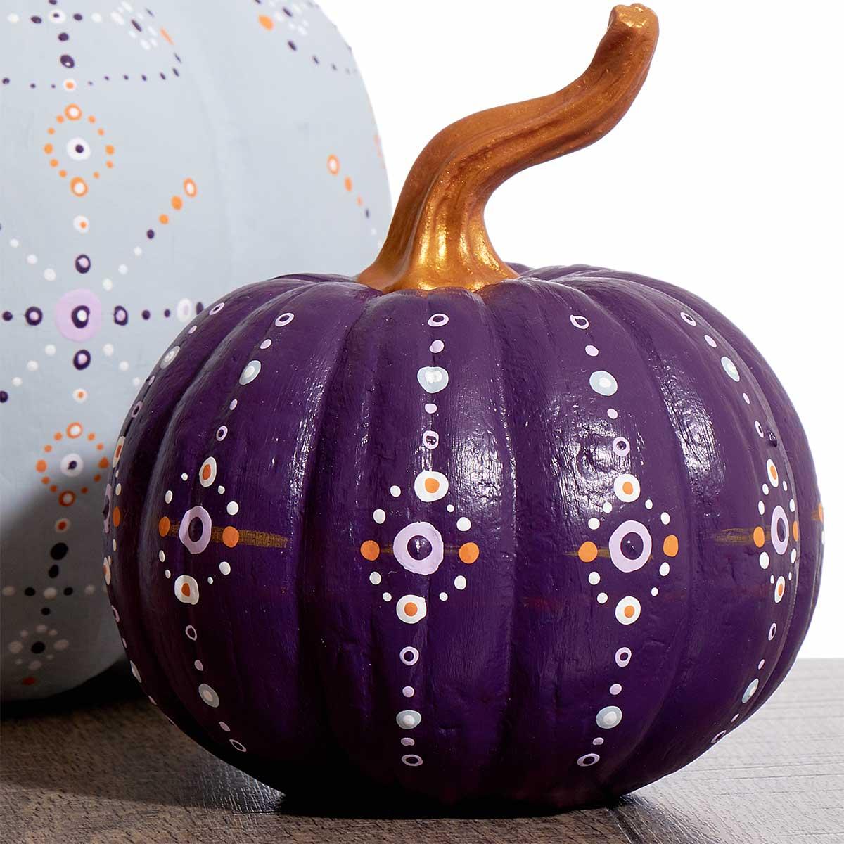 Mandala Pumpkins
