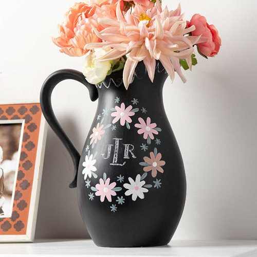 Chalkboard Pitcher