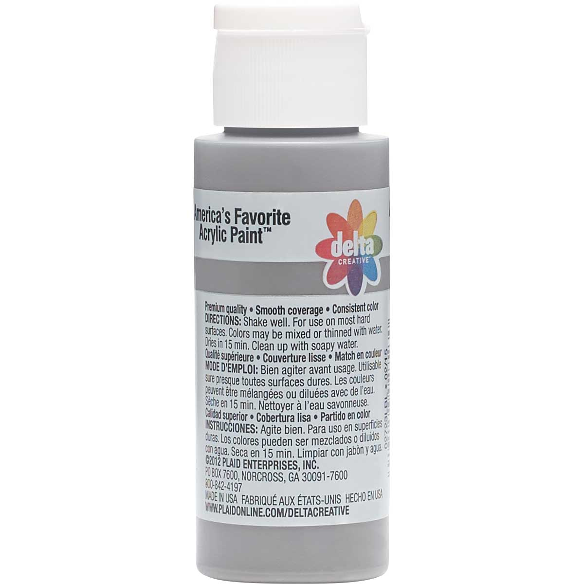Delta Ceramcoat ® Acrylic Paint - Deep Taupe, 2 oz. - 02723