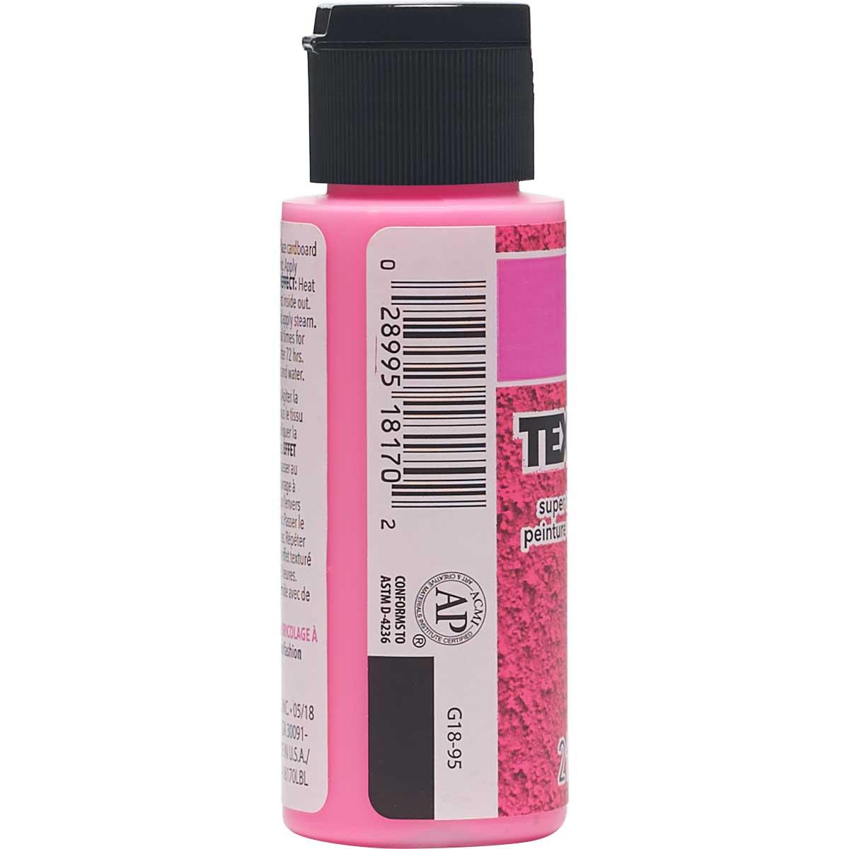LaurDIY ® Texturific™ Fabric Paint - G2G, 2 oz.