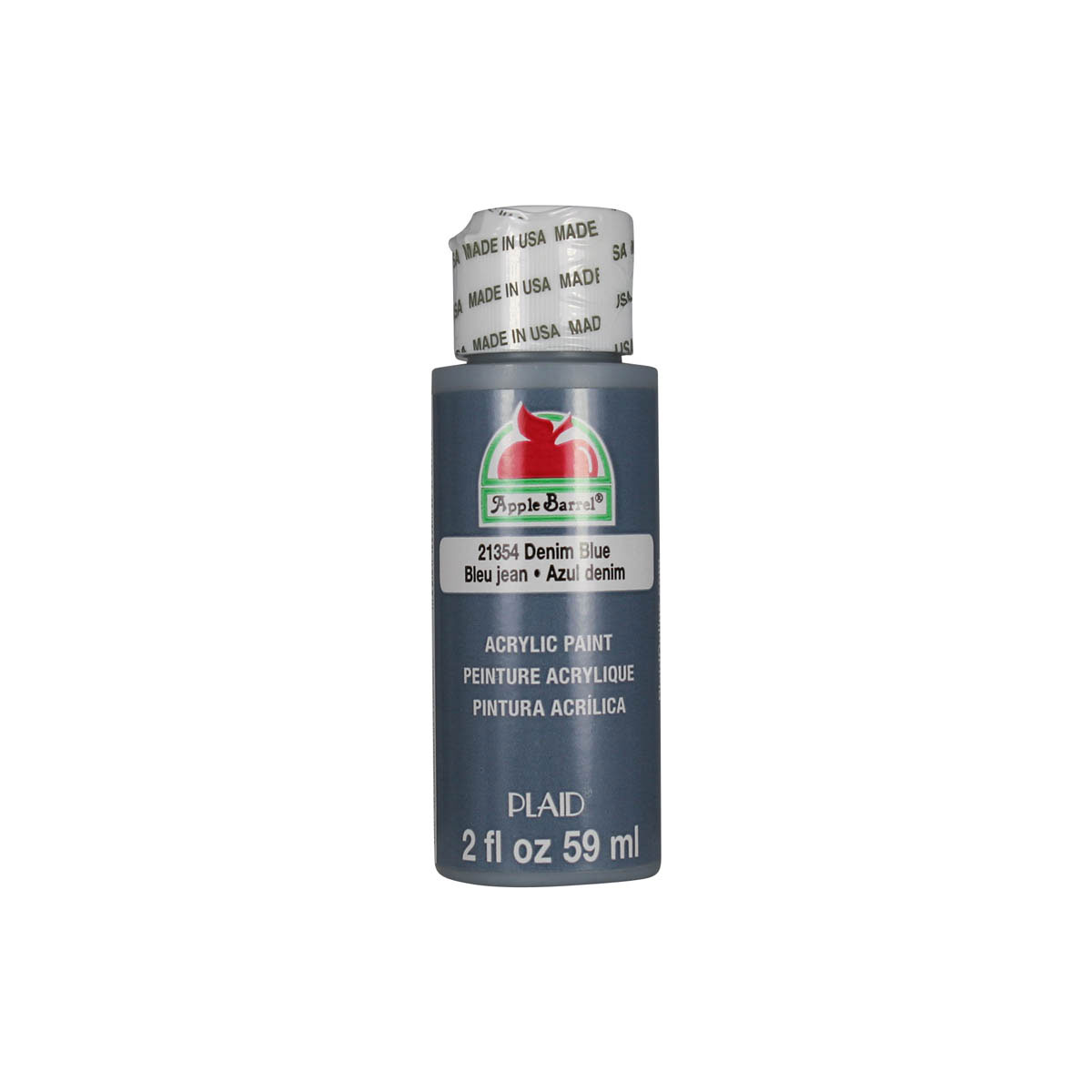 Apple Barrel ® Colors - Denim Blue, 2 oz.