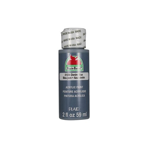 Apple Barrel ® Colors - Denim Blue, 2 oz. - 21354
