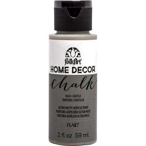 FolkArt ® Home Decor™ Chalk - Castle, 2 oz.