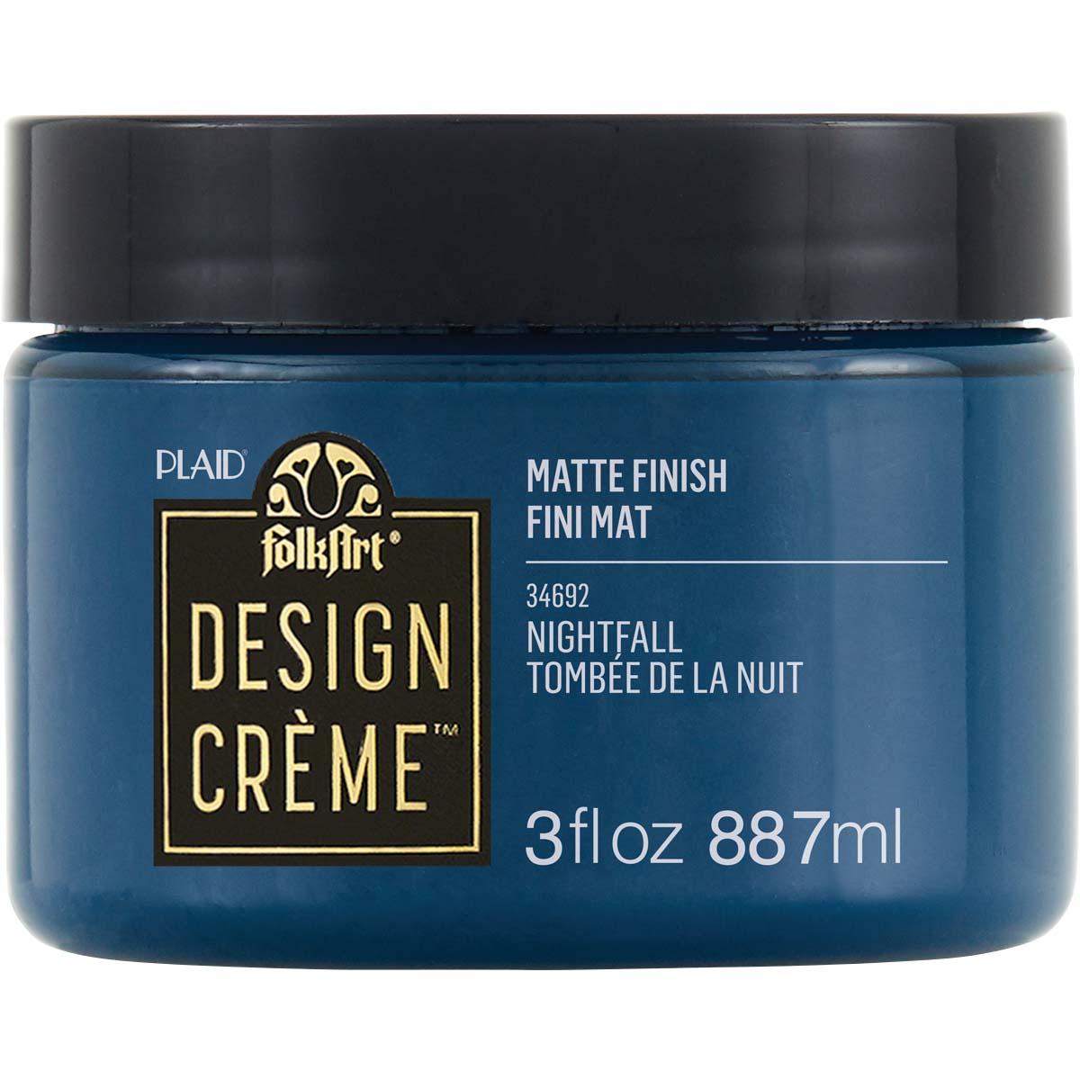 FolkArt ® Design Creme™ - Nightfall, 3 oz. - 34692