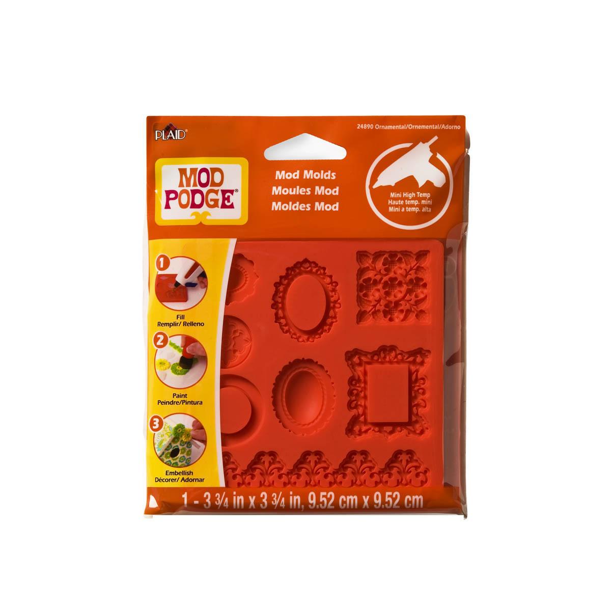 Mod Podge ® Mod Molds - Ornaments