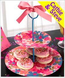 Sweet Sixteen Cupcake Stand