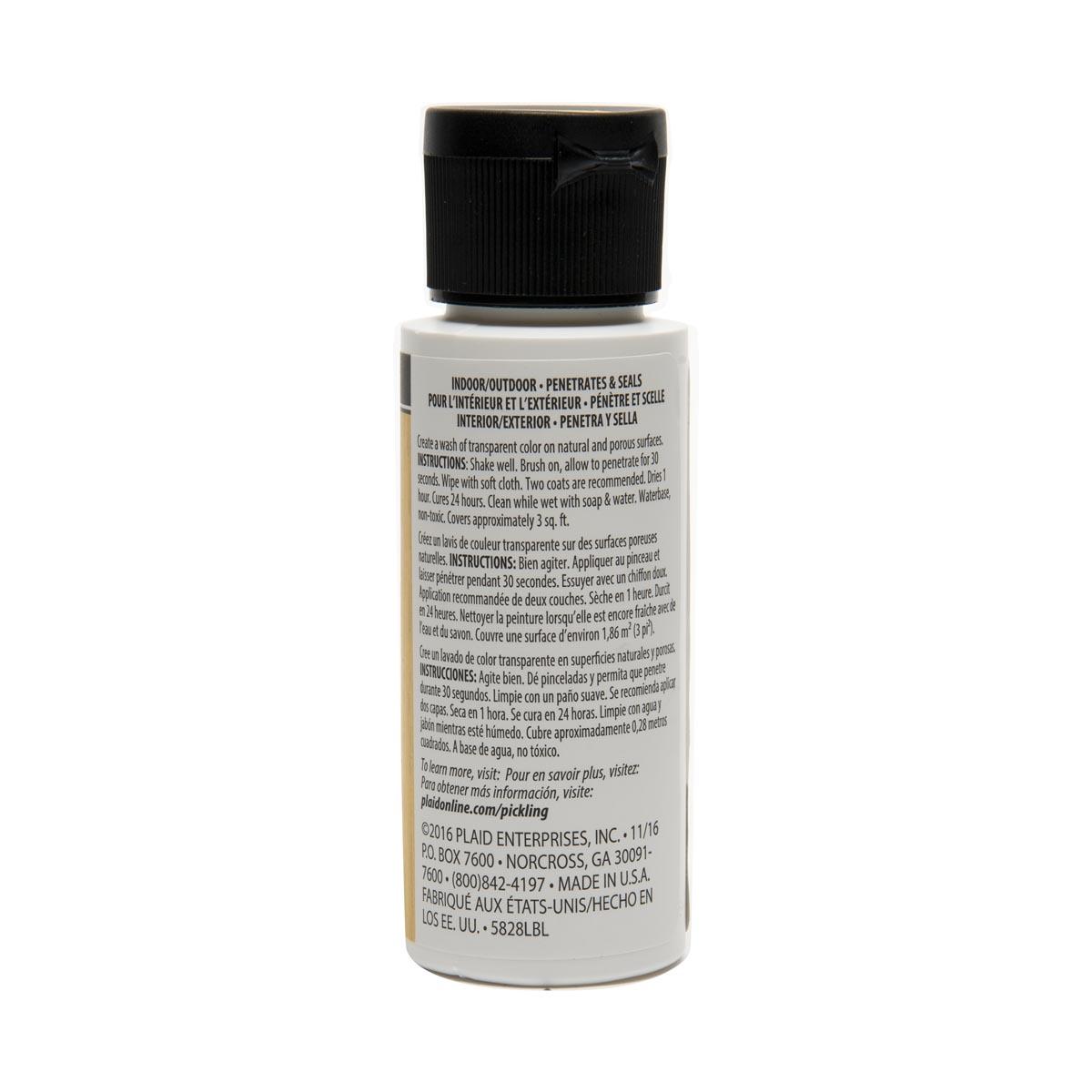 FolkArt ® Pickling Wash™ - Soleil, 2 oz. - 5828