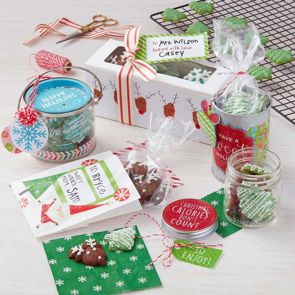 Holiday Cookie Gift Idea