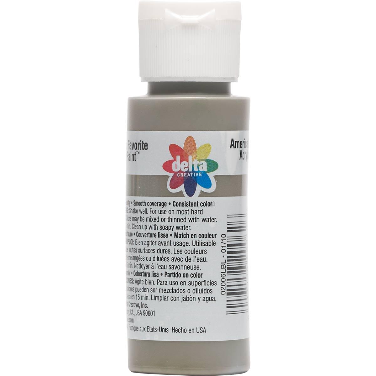 Delta Ceramcoat ® Acrylic Paint - Avacado, 2 oz.