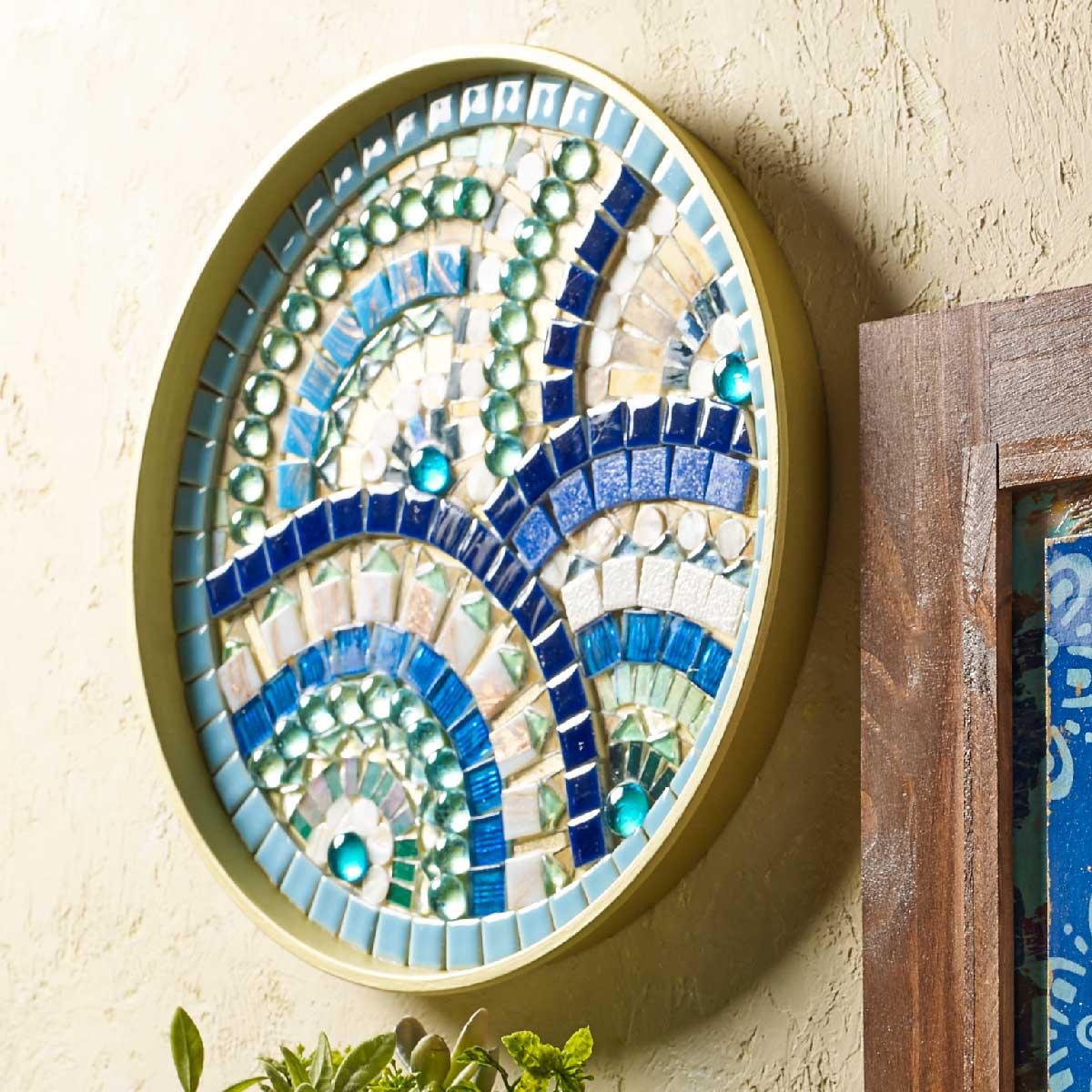 Boho Tiled Mosaic