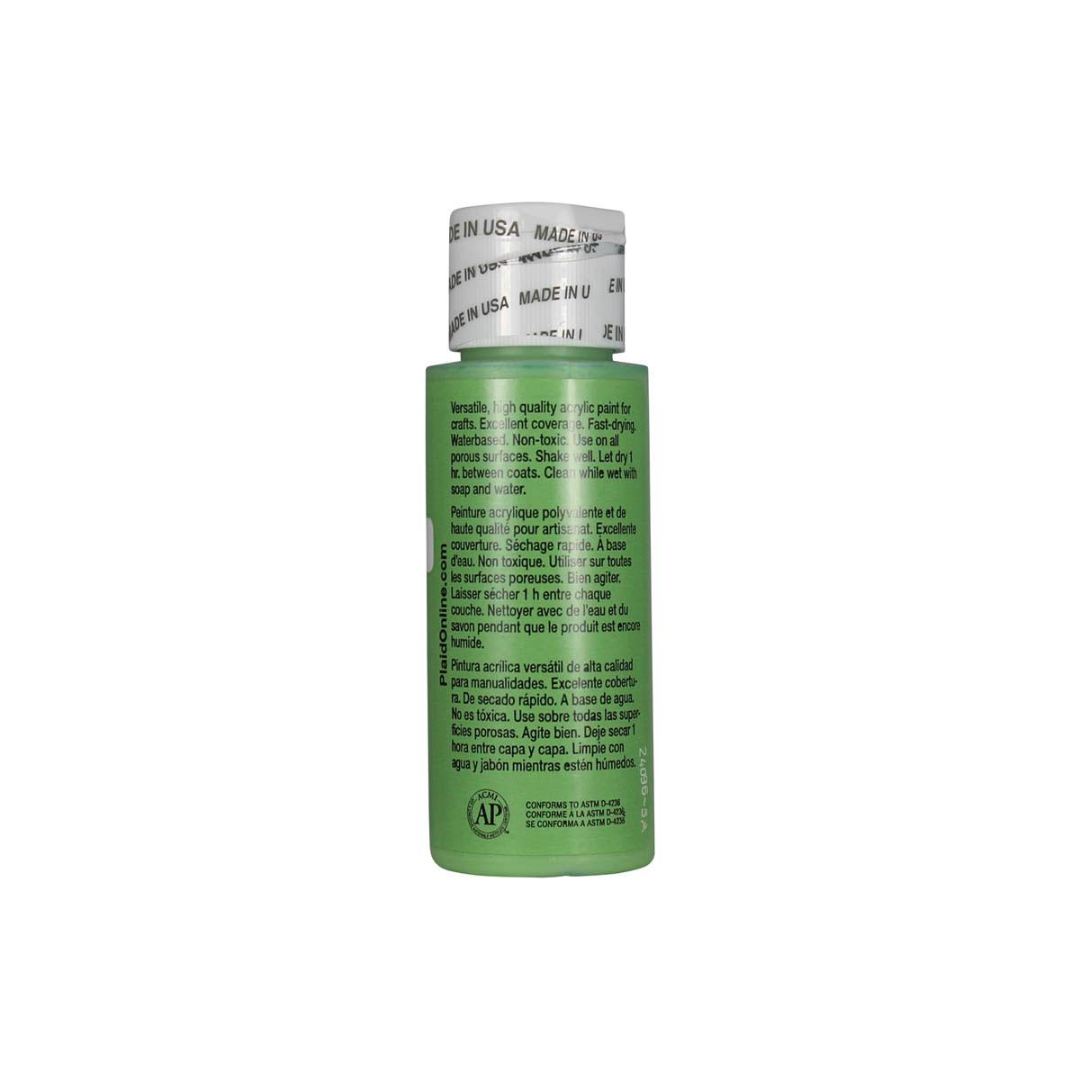 Apple Barrel ® Colors - Meadow Green, 2 oz.