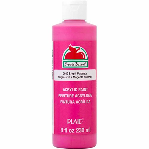 Apple Barrel ® Colors - Bright Magenta, 8 oz. - K2602