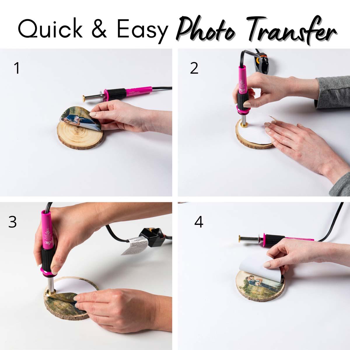 Mod Podge ® Photo Transfer Tool Set, 3 pc. - 44801