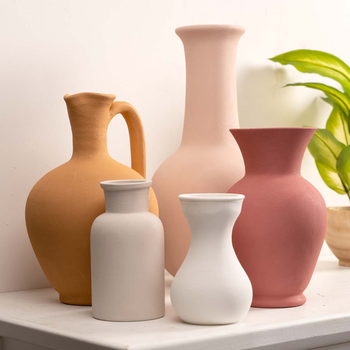 FolkArt ® Terra Cotta™ Acrylic Paint - Red Clay, 2 oz. - 7017