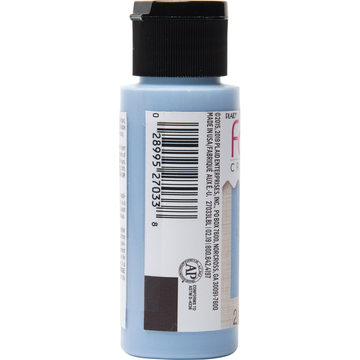 Fabric Creations™ Soft Fabric Inks - Pale Blue, 2 oz.