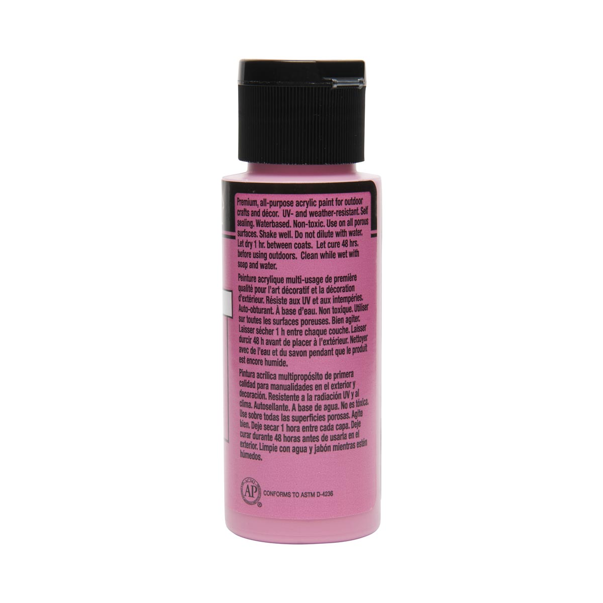 FolkArt ® Outdoor™ Acrylic Colors - Azalea, 2 oz.