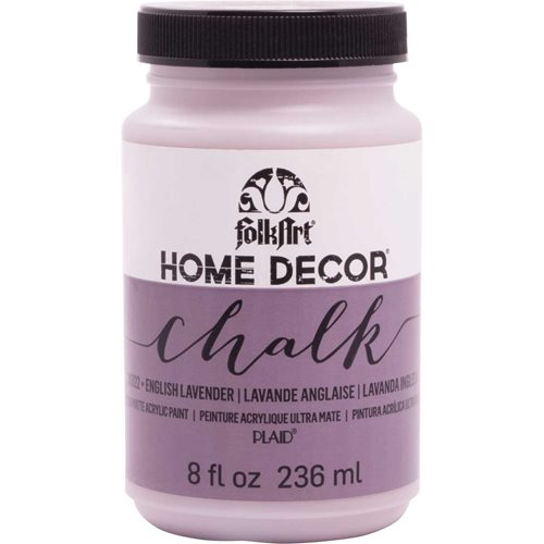 FolkArt ® Home Decor™ Chalk - English Lavender, 8 oz.